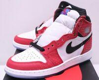 Air Jordan Retro 1 I Royal Blue Black White Sneakers Boy/'s GS Size 3.5-7 New