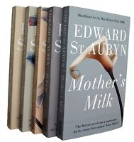 Edward St Aubyn Patrick Melrose Novels 5 Books In Order Mother's Milk 1-5 New