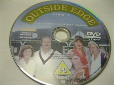 OUTSIDE EDGE SERIES 1 Disc 1 starring Brenda Blethyn - 7 episodes  {DVD}
