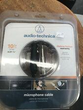 New listing audio-technica mic cable atr-mcu10