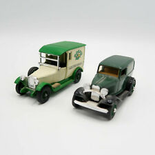 Lesney Matchbox Models of Yesteryear 1927 Talbot Van & 1932 Ford by Ertl
