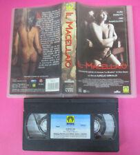 VHS Film IL MACELLAIO Alba Parietti Miki Manojlovic Grimaldi MEDUSA (F172)no dvd