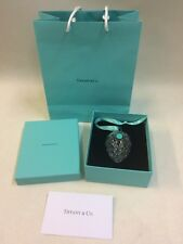 New Tiffany & Co Crystal Glass Pinecone Christmas Decoration Limited-Edition