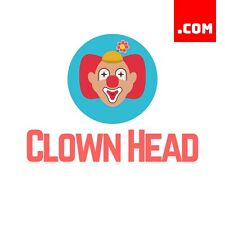 ClownHead.com - 2 Word Short Domain Name - Brandable Catchy Domain .COM Dynadot