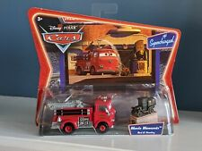 "Disney Pixar Cars Red & Stanley Supercharged ""Movie Moments"" Diecast NEW L5268"