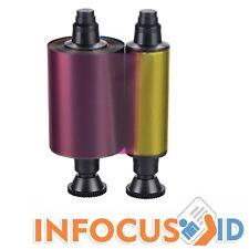 Evolis YMCKO 200 Image Full Colour Ribbon P/N R3011