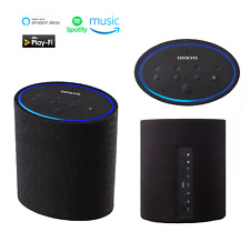 Onkyo VC-PX30 Multimedia Smart Speaker P3 Amazon Alexa Wireless DTS WiFi USB