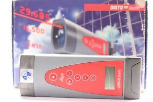 VINTAGE LEICA DISTO BASIC HAND -LASER METER CH-9435