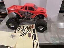 Rc4Wd Carbon Assault Solid Axle Monster Truck Rc Brushless Hobbywing Xr10