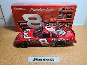 2003 Dale Earnhardt Jr #8 Budweiser / Talladega Win 1:24 NASCAR Action MIB
