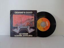 AD VISSER & DANIEL SAHULEKA GIDDYAP A GOGO - RELIEF OF DEMORZAN CBS A 2996