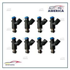 (8) NEW Fuel Injectors GMC Chevy Silverado 2500 3500 6.0L V8 12613412 217-3412
