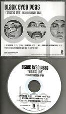 BLACK EYED PEAS w/ MACY GRAY Request Line REMIX & INSTRUMENTAL PROMO CD Single