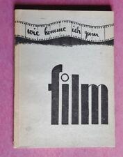 R10_1_4 Wie Komme ich zum Fillm? Was muss ich vom Film wissen? 1936