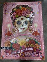 2020 Barbie Dia De Los Muertos Day of The Dead DOTD Doll White