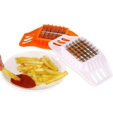Potato Cutter Peeler Spiral Vegetable Curly Slicer Kitchen Fries Stainless Steel