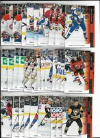 2020-21 Upper Deck Debut Dates DD-1 - DD-20 Complete Your Set FREE COMB S/H