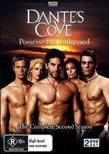Dante's Cove : Season 2 (DVD, 2007, 2-Disc Set)