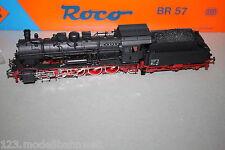 Roco 04116 A Dampflok Baureihe 57 DB Spur H0 OVP