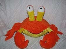 Kohls Cares Plush Orange Crab from the book Pout Pout Fish by Deborah Diesen