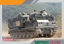 DRAGON 3557 Maquette M270A1 MLRS