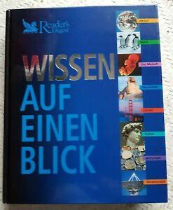 Wissen auf einen Blick Reader's Digest Auflage 2005
