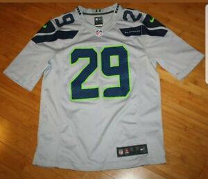 Nike On-Field Earl Thomas III #29 NFL Seattle Seahawks Jersey Youth L New w/Tags