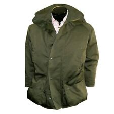 KAMMO HUNTING JACKET KODIAK/FIELDCOAT DESIGN GREEN STYLE FABRIC 100% WATERPROOF