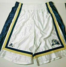 Adidas Pittsburgh PITT Panthers ncaa Basketball Jersey Shorts ADULT MEN'S XL