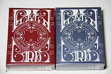 1 set Smoke and Mirrors V5 + V6 playing cards