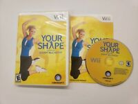 Your Shape: Featuring Jenny McCarthy (Nintendo Wii Game) Fitness Cardio