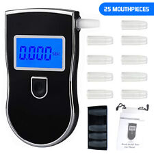 Portable Led Screen Professional-Grade Accuracy Digital Breath Alcohol Tester Us