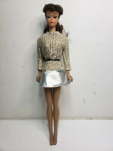 Vintage Midge Barbie Doll, Brunette 1962 1958 Mattel Inc.