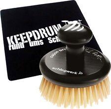 Percussion BRC 04 Cajon Brush + KEEPDRUM pad coussin d'assise
