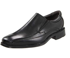 Dockers Franchise 90-27224 Men's Black Leather Slip-On Dress Shoe