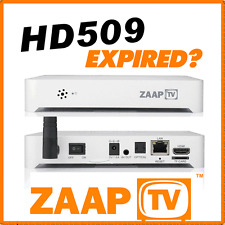 ZAAPTV 509 - Renew your Expired device for 1 Year