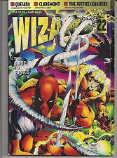 Wizard 22 June 1993 Guide To Comics ~ Quesada ~ Claremont ~ The Justice Leaguers