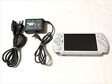 PSP Playstation Portable Mystic silver  PSP-3000MS japan game SONY F/S