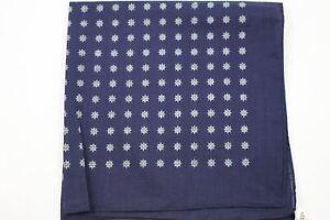 Cotton pocket handkerchief made in Italy