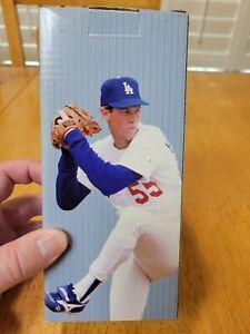 2012 Los Angeles Dodgers Orel Hershiser Bobblehead SGANIB Dodger Stadium