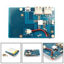 Litio Batería Paquete Expansión Bordo con Conmutador Para Raspberry Pi 3 2 1 B+
