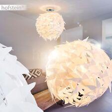 moderne Decken Lampe weiß Flur Dielen Leuchte Wohn Schlaf Ess Zimmer Beleuchtung