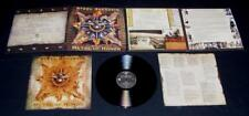 STEEL ASSASSIN- WWII: Metal Of Honor LIM.150 BLACK VINYL us metal killer RARE LP