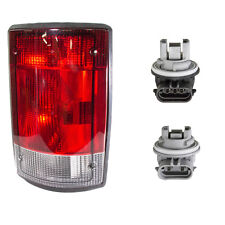 OEM NEW 1995-2004 Ford Econoline Van RIGHT Tail light with Sockets - Passenger