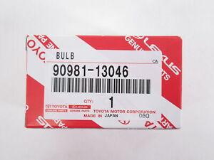 Genuine OEM Toyota Scion 90981-13046 Front High Beam Bulb