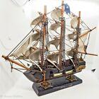 USS Bonhomme Richard Revolutionary Navy Warship Model Figurine