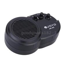 JOYO JA-02 3W Mini Electric Guitar Amp Amplifier Speaker Black Q5E5