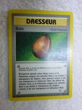 Carte pokémon dresseur baie 99/111 commune neo genesis