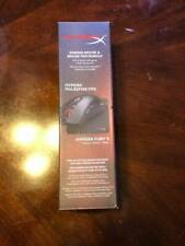 Hyper X Gaming Mousepad and Mouse Set-HyperX Pulsefire MPS & HyperX Fury S