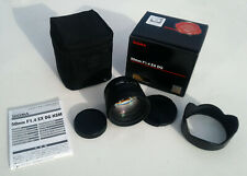 Sigma 50mm Objektiv für Canon f/1.4 EX DG HSM